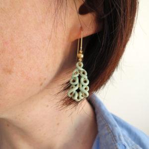 Boucles d'oreilles Spica