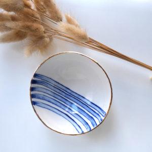 Bol Bleu Cobalt 7
