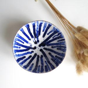 Bol Bleu Cobalt 9